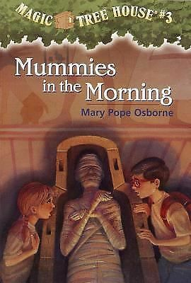 Mummies in the Morning (Magic Tree House, No. 3), Mary Pope Osborne, Good Book