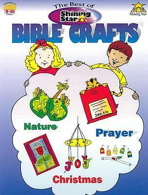 Best of Bible Crafts: Grades 1-6, , Acceptable Book