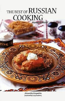 The Best of Russian Cooking (Hippocrene International Cookbook Series) Kropotki