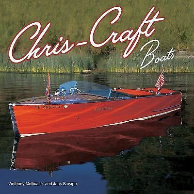 Chris-Craft Boats, Savage, Jack, Mollica Jr, Anthony, Good Book