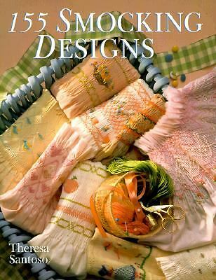155 Smocking Designs, Theresa Santoso, Acceptable Book