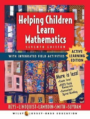 Helping Children Learn Mathematics, Marilyn N. Suydam, Nancy L. Smith, Diana V.