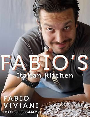 Fabio's Italian Kitchen, Viviani, Fabio, Good Book
