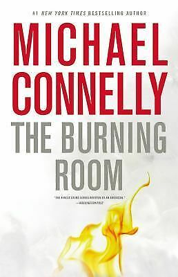 The Burning Room (Signed edition) (A Harry Bosch Novel), Michael Connelly , Good