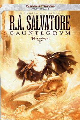 Gauntlgrym: Neverwinter Saga, Book I, R.A. Salvatore, Acceptable Book