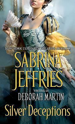 Silver Deceptions (Restoration) by Jeffries, Sabrina