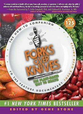 Forks Over Knives: The Plant-Based Way to Health, , Acceptable Book