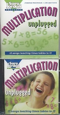 Multiplication Unplugged (CD/book kit), Hergott, Sebastian, Acceptable Book