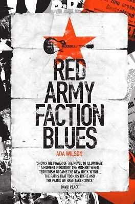 Red Army Faction Blues, Ada Wilson, Good Condition, Book