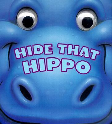Hide That Hippo (Chompers), Rudko, Che, Acceptable Book