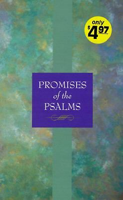 Promises of the Psalms (Inspirational Library), , Good Book
