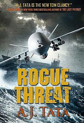Rogue Threat, Tata, A. J., Good Condition, Book