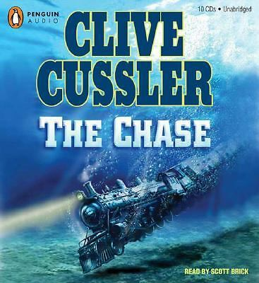 The Chase, Clive Cussler, Good Book