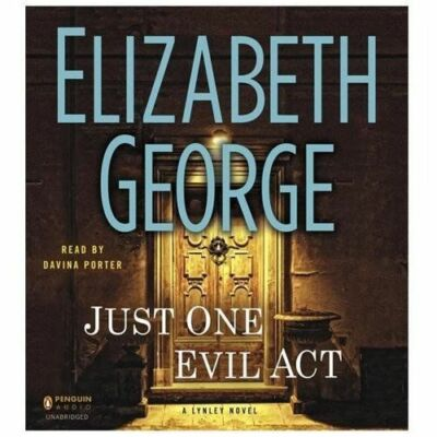 Just One Evil Act: A Lynley Novel, George, Elizabeth, Good Book