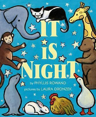 It Is Night, Rowand, Phyllis, Good Book