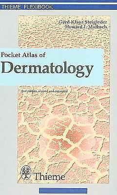 Pocket Atlas of Dermatology (Thieme Flexibook), Maibach, Howard I., Steigleder,