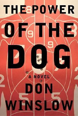 The Power of the Dog, Don Winslow, Good Condition, Book