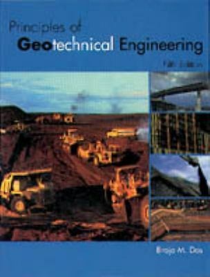 Principles of Geotechnical Engineering, Braja M. Das, Good Book