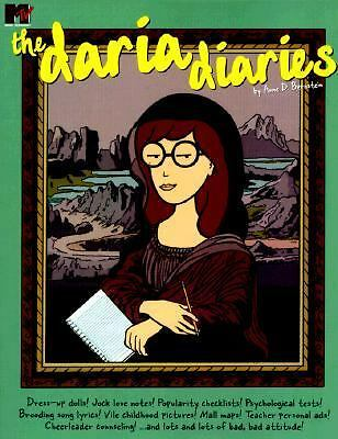 The Daria Diaries, Anne D. Bernstein, Good Book