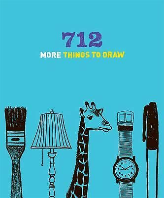 712 More Things to Draw Chronicle Books