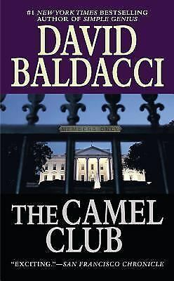 The Camel Club (Large Print) David Baldacci