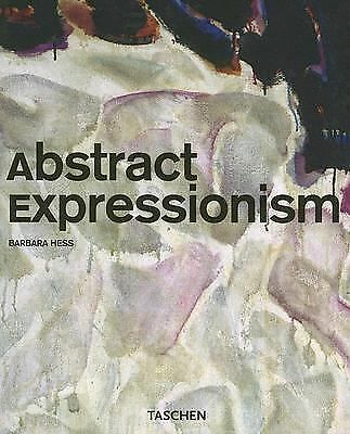 Abstract Expressionism (Basic Art Series) by Hess, Barbara