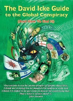 The David Icke Guide to the Global Conspiracy, David Icke, Good Book