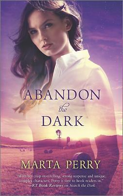 Abandon the Dark (Watcher in the Dark), Perry, Marta, Good Condition, Book