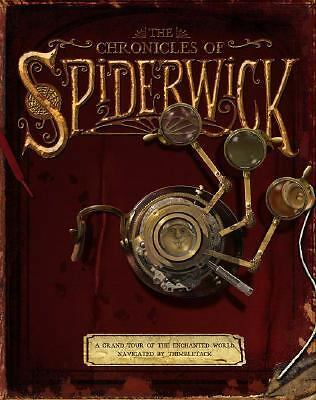 The Chronicles of Spiderwick: A Grand Tour of the Enchanted World, Navigated by