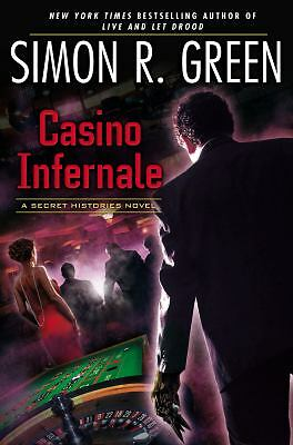 Casino Infernale: A Secret Histories Novel, Green, Simon R., Acceptable Book