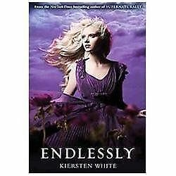 Endlessly (Paranormalcy), White, Kiersten, Good Condition, Book