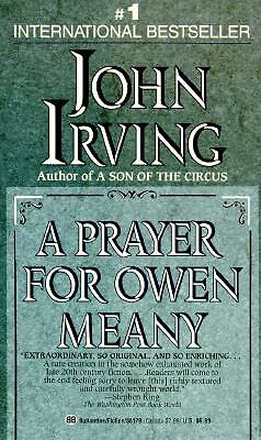 A Prayer for Owen Meany, John Irving, Good Condition, Book