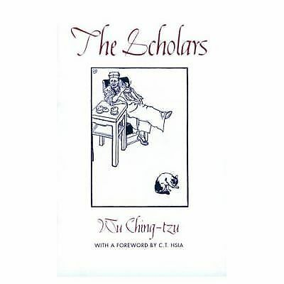 The Scholars (Softcover), Wu, Ching-tzu, Good Condition, Book