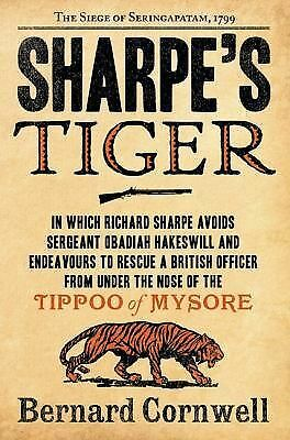 Sharpe's Tiger (Richard Sharpe's Adventure Series #1), Bernard Cornwell, Good Co