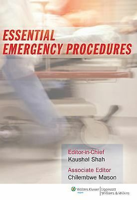 Essential Emergency Procedures, , Good Book