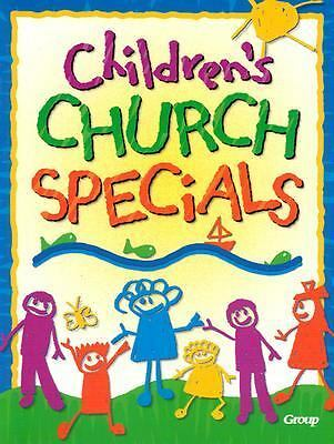 Children's Church Specials, , Acceptable Book