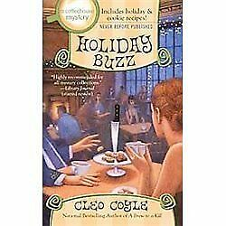Holiday Buzz (A Coffeehouse Mystery), Coyle, Cleo, Good Condition, Book