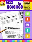 Daily Science, Grade 1, Evan-Moor Educational Publishers, Acceptable Book