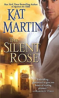 The Silent Rose, Martin, Kat, Good Condition, Book
