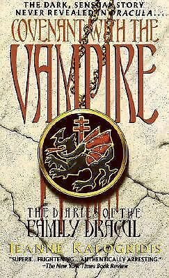 Covenant with the Vampire (Diaries of the Family Dracul), Jeanne Kalogridis, Goo