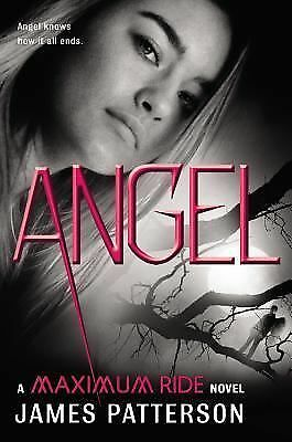 Angel: A Maximum Ride Novel, James Patterson, Good Condition, Book