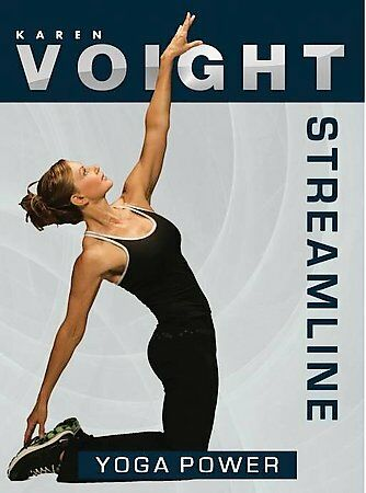 Karen Voight: Yoga Power - Streamline by Karen Voight