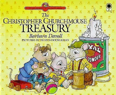 The Christopher Churchmouse Treasury (Christopher Churchmouse Classics)