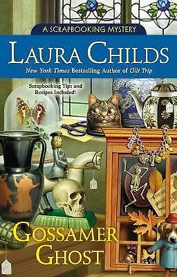Gossamer Ghost (A Scrapbooking Mystery), Childs, Laura, Good Condition, Book