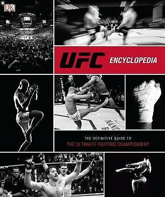 UFC Encyclopedia, Gerbasi, Thomas, Good Book