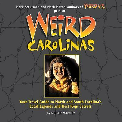 Weird Carolinas, Roger Manley, Good Book