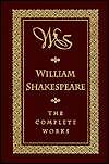 Complete Works of William Shakespeare (Barnes & Noble Leatherbound Classics), Wi