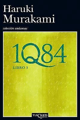 1Q84  (Libro 3) (Spanish Edition), Haruki Murakami, Good Book