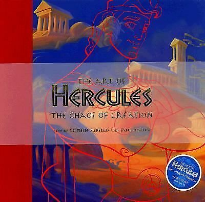 The Art of Hercules: The Chaos of Creation, Jane Healey, Stephen Rebello, Good B