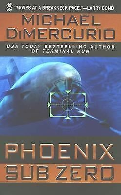 Phoenix Sub Zero, Michael DiMercurio, Good Condition, Book